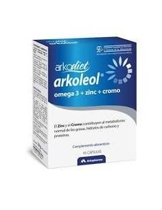 Arko diet arkoleol 45 cápsulas