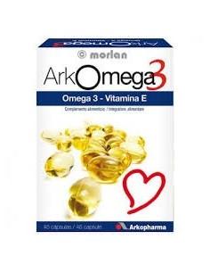 Arko omega 3-Vitamina E 45 cápsulas