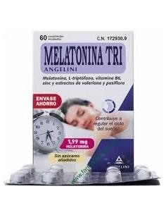Angelini natura melatonina tri 30 comprimidos