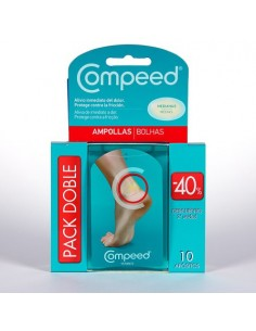 Compeed ampollas Medianas 10 apósitos