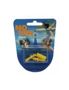 Noton tapones oido silicona  infantil para agua 2 Uds.