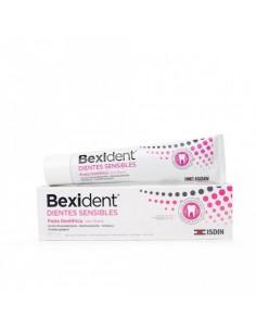 Isdin Bexident dientes sensibles pasta dentífrica uso diario 75 ml