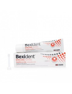 Isdin Bexident encías dentífrico gel 75 ml