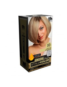 TH pharma vitalia color Nº 10 rubio platino