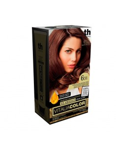 TH pharma vitalia color Nº 6.31 rubio oscuro dorado ceniza