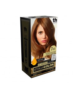 TH pharma vitalia color Nº 7 .03 rubio medio natural dorado