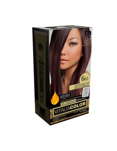 TH pharma vitalia color Nº 6.65 rubio oscuro rojo caoba