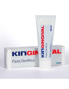 Kin gingival pasta dentífrica 75 ml