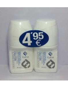 Farline desodorante neutro 50 ml + 50 ml