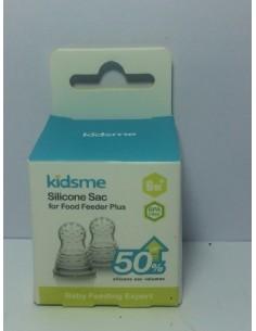 Kidsme recambio tetina alimentador talla XL 2 unidades