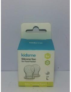 Kidsme recambio tetina alimentador talla L 2 unidades