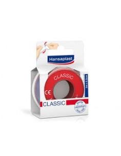 Hansaplast classic esparadrapo tela 5m x 2.5cm