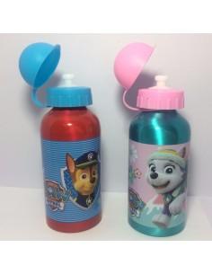 Nickelodeon botella de aluminio patrulla canina 400 ml