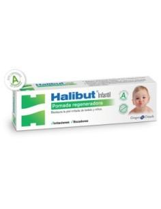 Halibut pomada regeneradora infantil 45 g