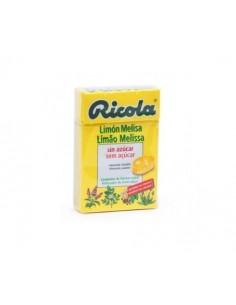 Ricola caramelos sabor limón melisa 50 g