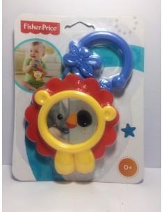 Fisher Price mordedor león +0m