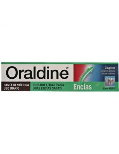 Oraldine encías pasta dentífrica 125 ml