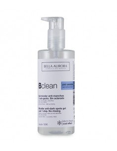 Bella Aurora Bclean gel micelar antimanchas piel sensible 250 ml