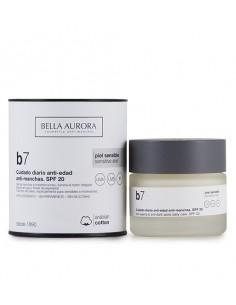 Bella Aurora b7 cuidado diario antiedad antimanchas piel sensible 50 ml