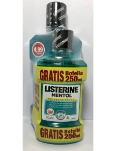 Listerine mentol colutorio 500 ml