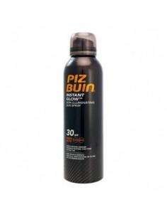 Piz Buin instant glow spray iluminador 30 SPF 150 ml