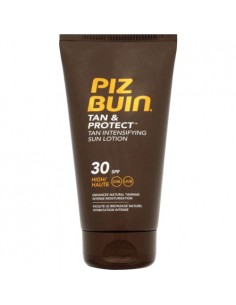 Piz Buin tan & protect loción 30 SPF 150 ml
