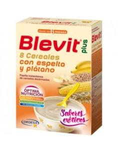 Blevit 8 cereales con espelta y plátano 300 g