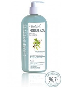 Champú Fortaleza  5 en 1 clearé institute 400 ml