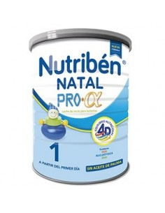 Nutribén natal 1 leche para lactantes