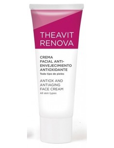 Topicrem theavit renova crema regeneradora antioxidante 75 ml