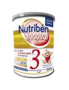 Nutribén innova 3 leche de continuación 800 g