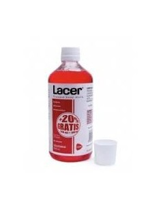 Lacer enjuague bucal 500 ml + 100 ml