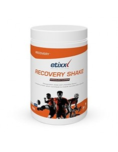 Etixx recovery shake sabor chocolate bote 1.500 g