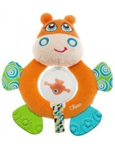 Chicco sonajero Mr Hippo +3 m