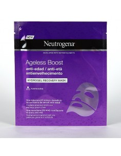 Neutrogena MÁSCARA antiedad Ageless Boost hidrogel 30 ml