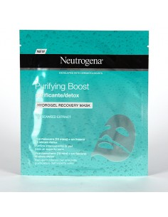 Neutrogena MÁSCARA purificante Purifying Boost hidrogel 30 ml