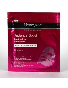 Neutrogena MÁSCARA iluminadora Radiance Boost hidrogel 30 ml