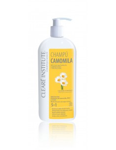 Champú camomila clearé institute 400 ml