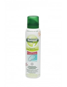 Funsol spray desodorante pie-calzado 150 + 50 ml