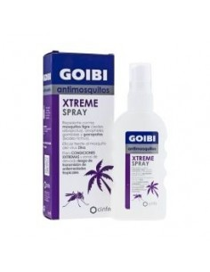 Goibi antimosquitos spray xtrem 75 ml