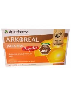 Arko Jalea Real 1.000 mg + própolis 20 ampollas