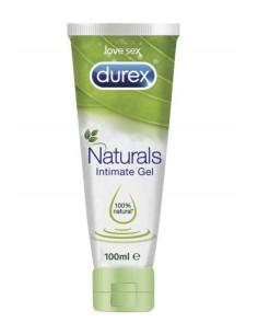 Durex naturals  gel íntimo 100 ml