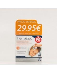 Thermoeasy termometro infrarrojo de contacto PIC