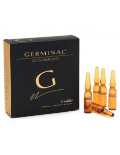 Germinal acción inmediata 5 unidades + regalo colágeno y elastina