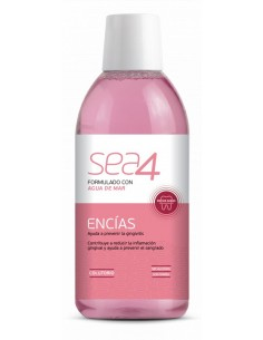 Sea 4 colutorio encías 500ml