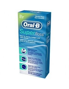 Oral-B seda dental superfloss