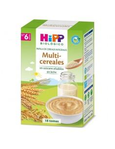 Hipp multicereales papilla de cereales biológica 400 g