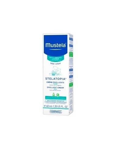 Mustela stelatopia crema emoliente 40 ml