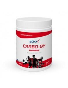 Etixx Carbo-Gy sabor frutos rojos bote 560 g