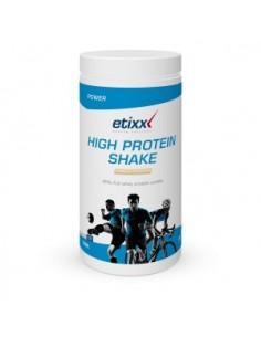 Etixx High Protein Shake sabor vainilla bote 1000 g